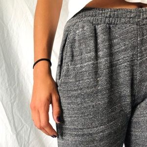 Brandy Melville Gray sweatpants